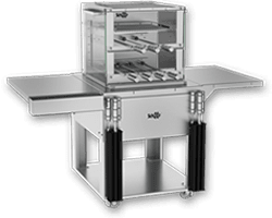 residential Cooktop solid stand stainless